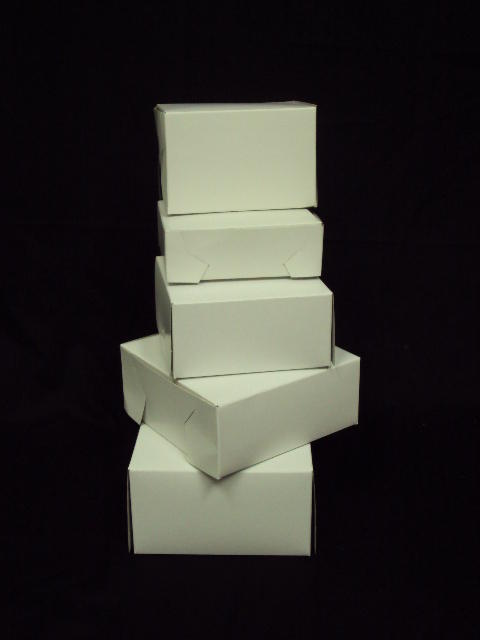 Available in the following: Description SIZE mmCake Boxes 5x5x2 - 125x125x50Cake Boxes 6x4x4 - 150x100x100Cake Boxes 6x6x2 - 150x150x50Cake Boxes 6x6x3 - 150x150x75Cake Boxes 6x6x4 - 150x150x100Cake Boxes 7x5x2.5 - 175x125x62Cake Boxes 7x7x3 - 175x175x75Cake Boxes 7x7x4 - 175x175x100Cake Boxes 8x5x3 - 200x125x75Cake Boxes 8x8x2 - 200x200x50Cake Boxes 8x8x3 - 200x200x75Cake Boxes 8x8x4 - 200x200x100Cake Boxes 9x5x4 - 225x125x100Cake Boxes 9x9x2 - 225x225x50Cake Boxes 9x9x2 - 225x225x50Cake Boxes 9x9x3 - 225x225x75Cake Boxes 9x9x4 - 225x225x100Cake Boxes 9x9x4 - 225x225x100Cake Boxes 10x10x4 - 250x250x100Cake Boxes 12x12x4 - 300x300x100Cake Boxes 13x13x5 - Cake Boxes 16x16x5 - One Piece + LidsCake Boxes, One Piece 18x18x5 - 450x450x125Cake Boxes 6x6x3 Window - 150x150x75Cake Boxes 7x5x2.5 Window 175x125x65Cake Boxes 9x9x2 Window - 230x230x50Cake Boxes 7x5x2.5 STD Print 175x125x65
