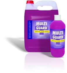 MULTIGUARD 5LCleaner Disinfectant Freshner: - 3 in 1 - Premium fresh fragrance - Registered disinfectant