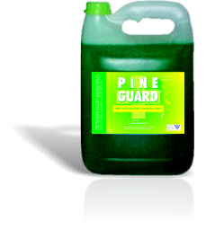 PINE GUARD GREEN 5LCleaner Disinfectant: - 3 in 1 - Pine fragrance - Registered disinfectant