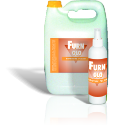 FURN GLO 5LFurniture Polish:- Can be used on most furniture- Can be used on wood