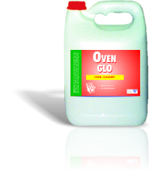 OVEN GLO 5LOven Cleaner:- Removes heavy build-up- Acid strengthened
