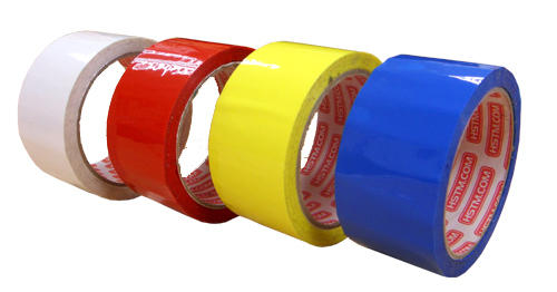 Available as follows:White, Black, Blue, Green, Yellow, Orange, Red, Blue.SizeQty/ Box12mm x 50m14424mm x 50m7248mm x 50m36