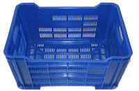 CRATE AM40VENTED BASE:527x352x272mmAGRICULTURE/MEATSTACK - 8 HIGHCapacity - 40kg