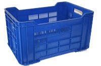 CRATE AM41CLOSED BASE:527x352x272mmAGRICULTURE/MEATSTACK - 8 HIGHCapacity - 40kg