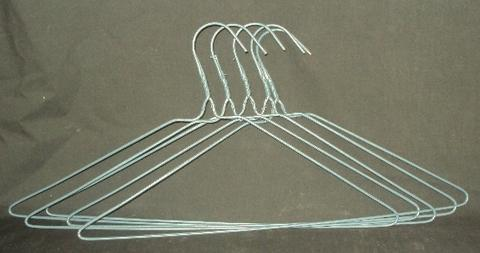 'Coat Hangers - Epoxy Coated